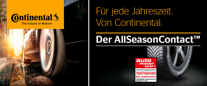 Continental All Season Contact