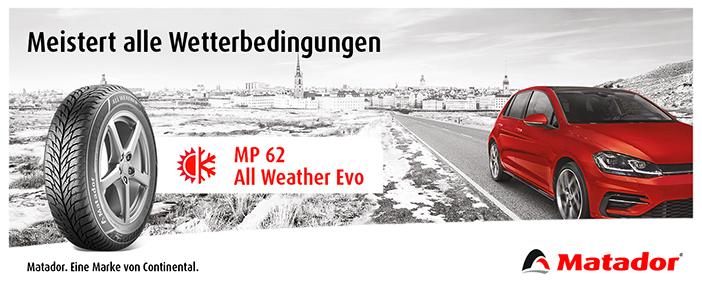Matador MP62 All Weather Evo